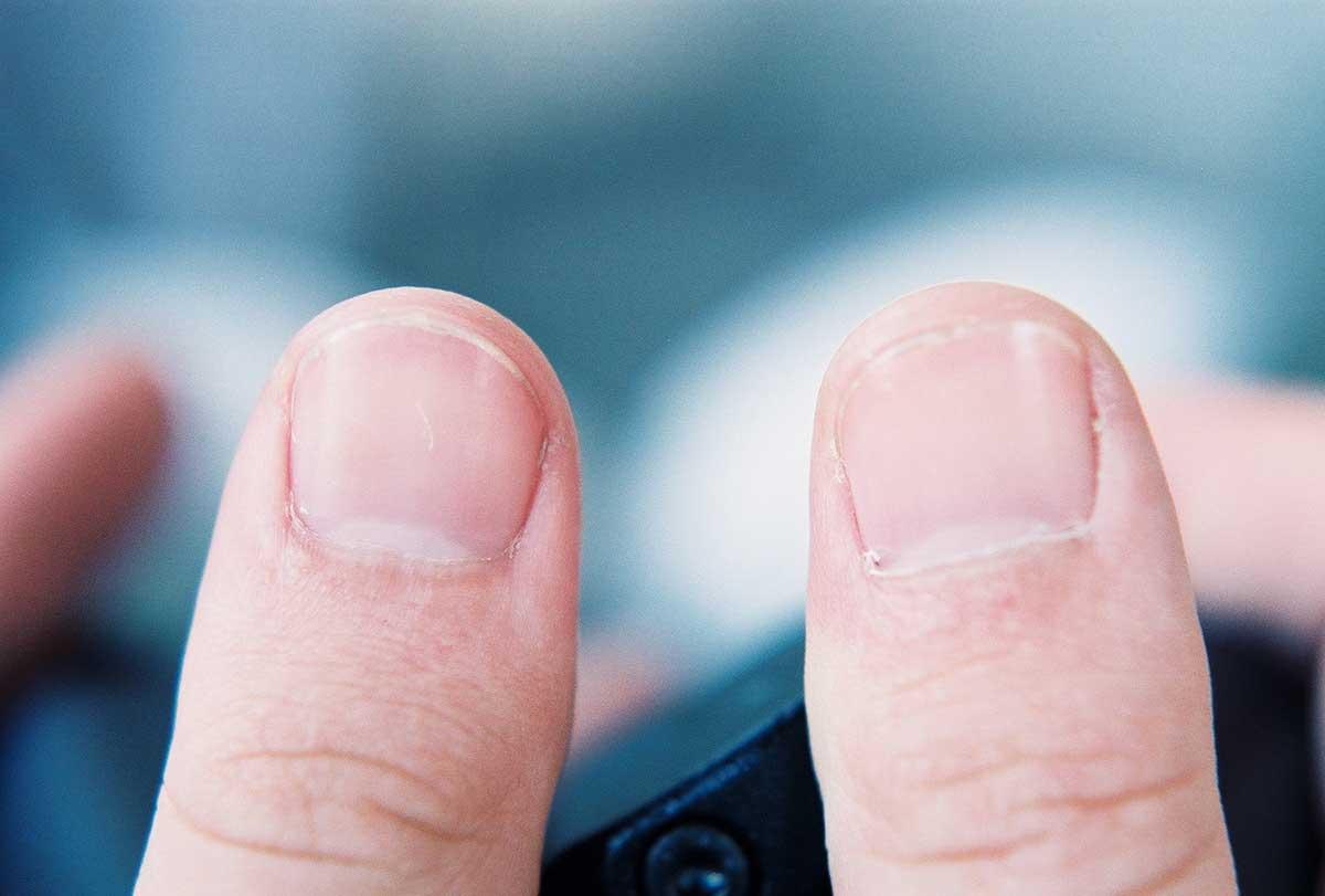 Teasing Thumb Cunnilingus Technique
