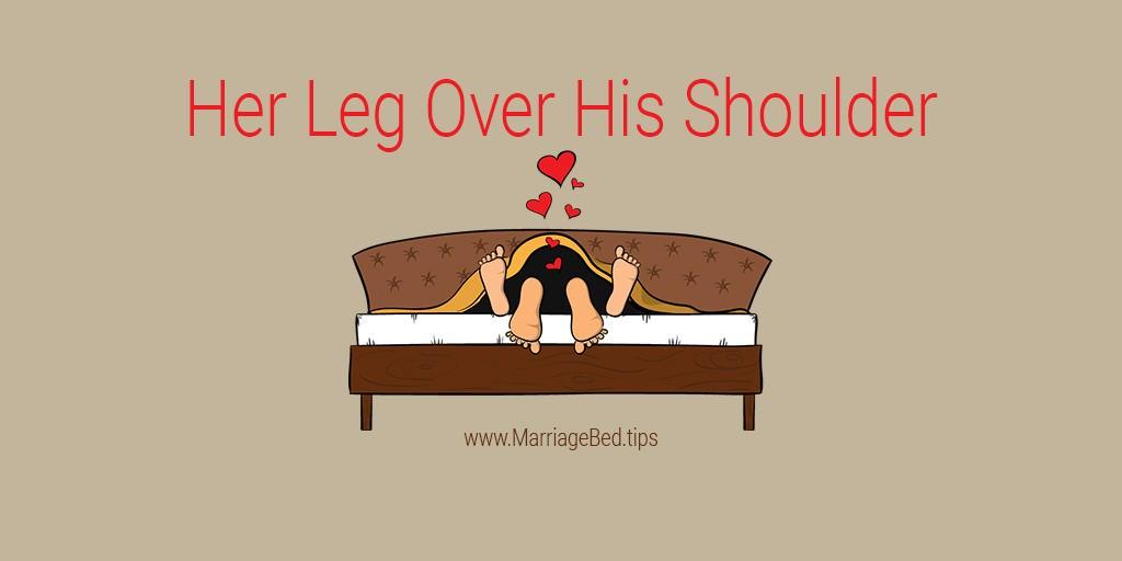 Her-Leg-Over-His-Shoulder